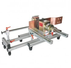 Busbar bending & punching machine hydraulic with bending die & angle display