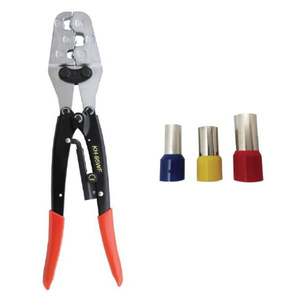 Hand Crimper Ratchet Style For End Sleeves 50.0mm²-95.0mm²