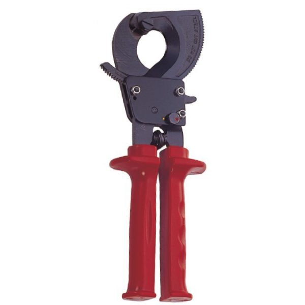 Ratchet Cable Cutter For Copper & Aluminium Cable Up To 300mm