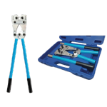 HAND CRIMPER FOR COPPER LUGS 6.0mm² - 120.0mm² ROTATABLE DIES