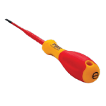 SCREW DRIVER INSULATED  SLOTTED – 3.5 X 100MM SLIM